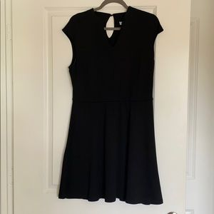 New York & Company Black Dress